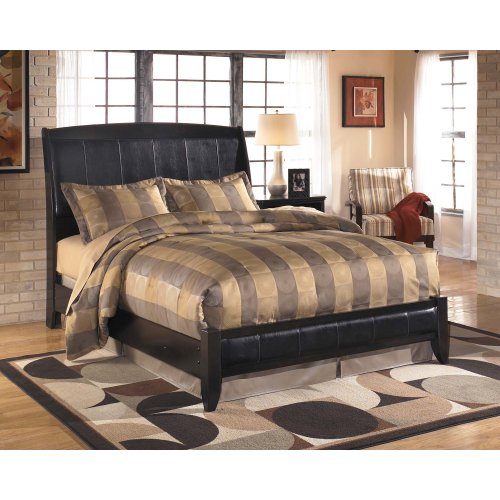 B208 Queen Bed (Harmony)
