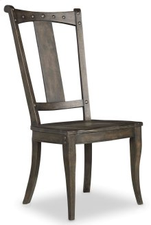 Dining Room Vintage West Splatback Side Chair