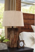 Wood Table Lamp (1/CN) Product Image