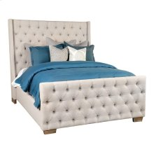 Laurent Tufted Bed Cal King