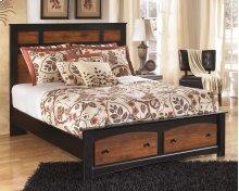 Drystan - Multi 5 Piece Bed Set (Queen)