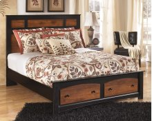 Drystan - Multi 5 Piece Bed Set (Queen)