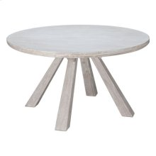 Beaumont Round Dining Table Sun Drenched Acacia