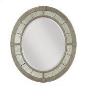Savona Rococo Oval Mirror Product Image