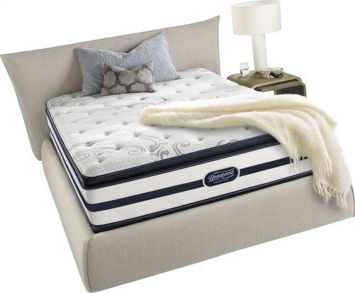 Beautyrest - Recharge - Weatherstone - Plush - Pillow Top - Twin