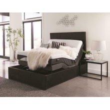 Montclair Casual Black Queen Adjustable Bed Base
