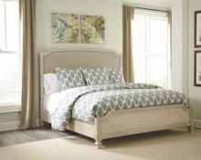 Demarlos Queen UPH Panel Bed