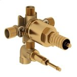 "Rohl1/2"" Pressure Balance Rough With Diverter"