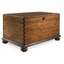 Living Room Lift Lid Cocktail Trunk