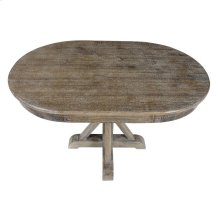 Maxwell Oval Dining Table