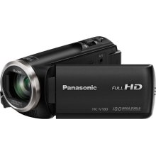 Full HD Camcorder with 50x Stabilized Optical Zoom and Touch-Enabled LCD HC-V180K