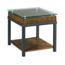 Tavern Creek- Rectangular End Table