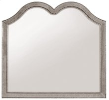 Bedroom Sanctuary Landscape Mirror
