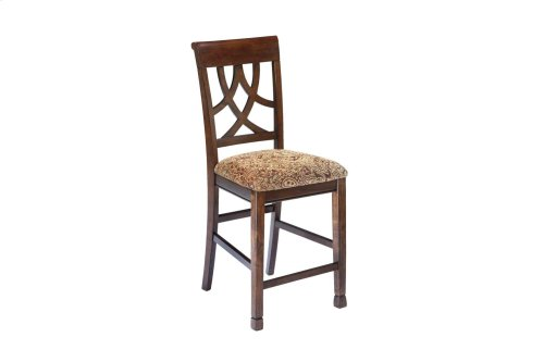Leahlyn - Medium Brown Set Of 2 Dining Room Barstools