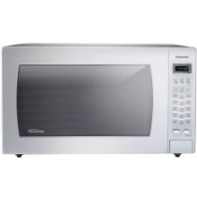 REFURBISHED 2.2 Cu. Ft. Countertop Microwave Oven with Inverter Technology - White - NN-SN942W-RF
