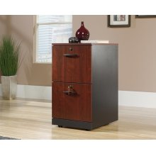 2-Drawer Pedestal