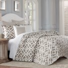 7pc Queen Duvet Set Natural Product Image