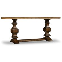 Living Room Archivist Console Table