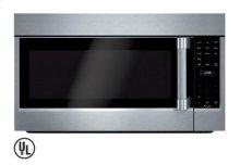 Built-Under Microwave Hood