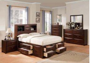 Kit - Espresso Queen Bed