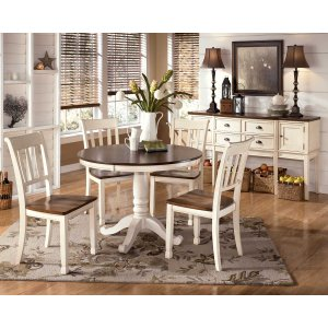 Ashley FurnitureSIGNATURE DESIGN BY ASHLERound Dining Room Table Top