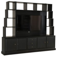 Home Entertainment Rene 5-Piece Wall Group