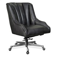 Home Office Buttonwood Executive Swivel Tilt Chair w/Metal Base Product Image