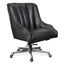 Home Office Buttonwood Executive Swivel Tilt Chair w/Metal Base