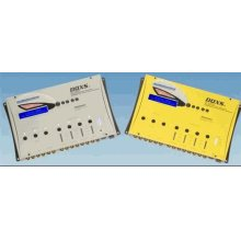 Six Channel Digital Crossover / Equalizer with Memory