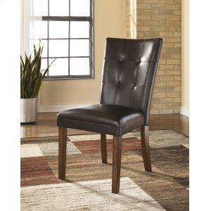 AshleySIGNATURE DESIGN BY ASHLEYLacey - Medium Brown Set Of 2 Dining Room Chairs