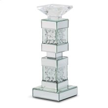 Mirrored/crystal Candle Holders Short (2/pack) 150