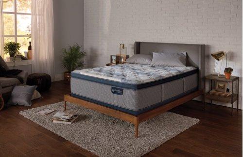 iComfort Hybrid - Blue Fusion 300 - Plush - Pillow Top - Cal King