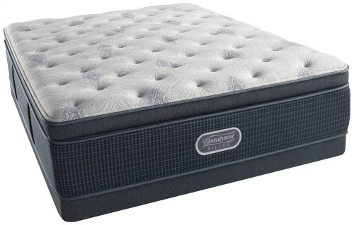 BeautyRest - Silver - Charcoal Bay - Luxury Firm - Summit Pillow Top - Full