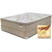 "Comfortec - 1000 - Memory Foam - 15"" Summit Top - Queen Product Image"