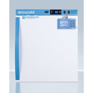 SummitPerformance Series Pharma-vac 1 CU.FT. Compact All-refrigerator for Vaccine Storage With Factory-installed Data Logger