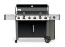 Genesis II LX E-640 Gas Grill Black Natural Gas