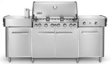 SUMMIT Natural Gas Grill Center (Stainless Steel)