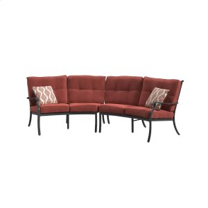 Ashley Furniture Burnella - Brown 2 Piece Patio Set