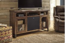 Esmarina - Walnut Brown 2 Piece Entertainment Set