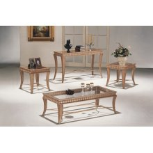 Genoa Sofa Table (Coffee Table & End Table Not Available)