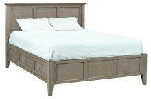 FST McKenzie King Storage Bed