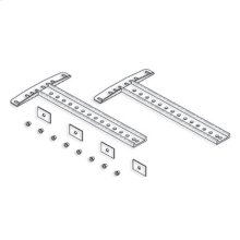 Insulated Headboard Bracket Kit for D-122 Models Only, Full / Queen