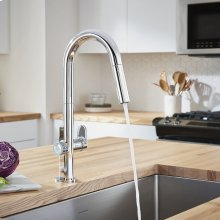 Beale MeasureFill Touch Kitchen Faucet - 1.5 GPM  American Standard - Polished Chrome