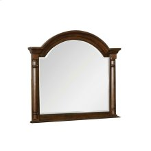 Chandler Traditional Heirloom Brown Mirror