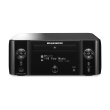 Wireless Network CD Receiver with AirPlay