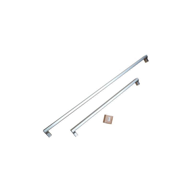 Handle Kit for 30 Built-in refrigerator Stainless Steel