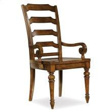 Dining Room Tynecastle Ladderback Arm Chair
