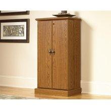 Multimedia Storage Cabinet