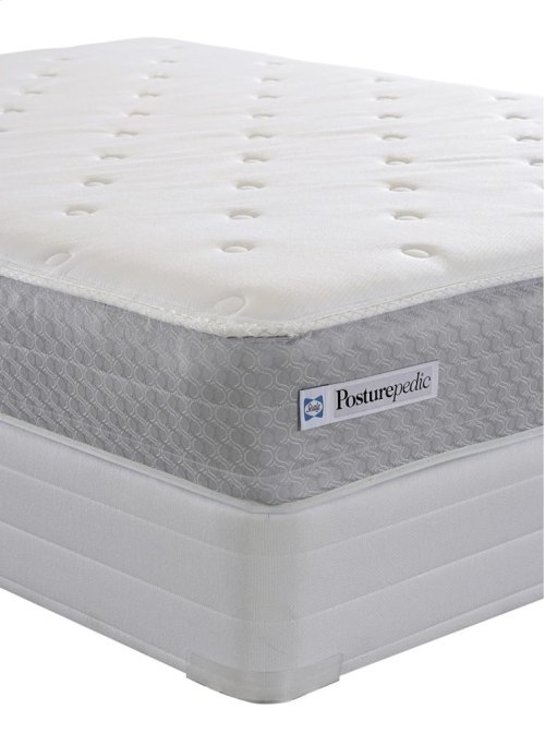 SEALY POSTUREPEDIC GERMANTON CUSHION FIRM TWIN SET