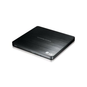 LgSUPER MULTI PORTABLE 8X DVD REWRITER WITH M-DISC™ SUPPORT